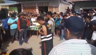 Huánuco: ronderos retienen a tres policías e intentan castigarlos