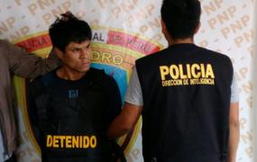 Detenido que fugó de sede de Criminalística fue recapturado en Chimbote
