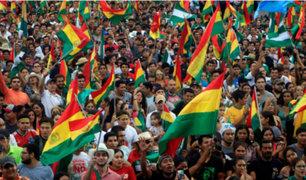 """OEA discutirá este miércoles proyecto que insta a Bolivia llamar """"urgentemente"""" a elecciones"""