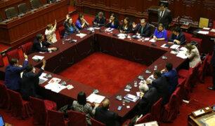 Congreso disuelto contrató a 91 nuevos trabajadores