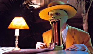 Warner Bros estaría planeando secuela de ''La Máscara'' con Jim Carrey
