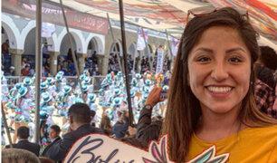 Bolivia: gobierno interino autorizó salvoconducto para que hija de Evo Morales reciba asilo en México