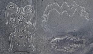 Sepa cómo se logró descubrir los 142 nuevos geoglifos en Nazca