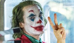 """Confirman secuela de """"Joker"""" tras cruzar los 1.000 millones de dólares en recaudación"""