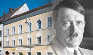 Austria: la casa donde nació Hitler será una comisaría