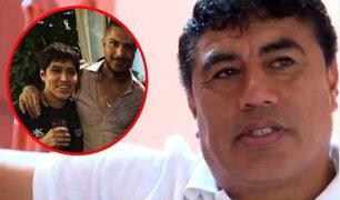 """""""Coyote"""" Rivera pide a Fiscalía agilizar repatriación de asesino de su hijo"""