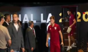 Final Copa Libertadores: Así fue la emocionante llegada de River Plate a Lima