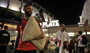 Final Copa Libertadores 2019: hinchas de River recorrieron casi 4 mil km hasta Lima