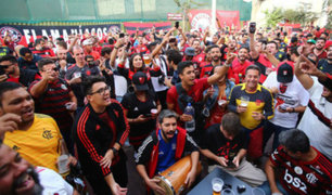Final Copa Libertadores 2019: hinchada más grande del mundo llegó a Lima