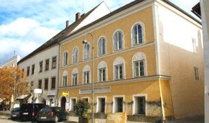 Austria: casa donde nació Adolfo Hitler será convertida en estación de policía