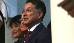 Fiscal Pérez citó a Gerardo Sepúlveda para el miércoles 27 de noviembre