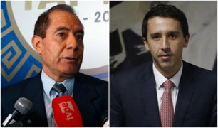 Ministerio de Defensa evalúa sanción contra Mijael Garrido Lecca