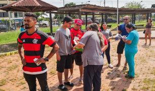 Copa Libertadores: vacunarán a turistas contra el sarampión y la fiebre amarilla