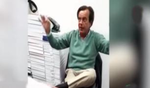 Aeropuerto Jorge Chávez: Español fue detenido con 17 mil euros sin declarar