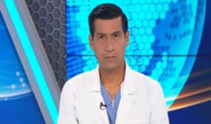 Dr. Marco Almerí: Sueño perdido no se recupera jamás y causa enfermedades