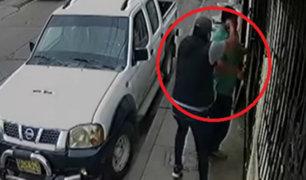 Ica: delincuente armado golpeó a comerciante para arrebatarle 10 mil dólares
