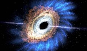 NASA detecta un extraño agujero negro que permite la formación de nuevas estrellas