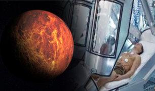 Agencia Espacial Europea estudia enviar a Marte humanos en hibernación