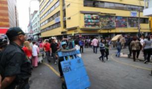 Mesa Redonda: comerciantes en la mira de la delincuencia