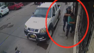 Chincha: cámara capta violento asalto a comerciante