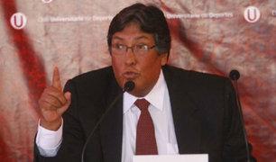 """Raúl Leguía sobre el incidente en Estadio Monumental: """"Nosotros solo alquilamos la casa"""""""