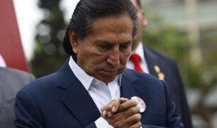 PJ declara procedente extradición de Alejandro Toledo