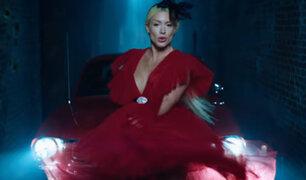 """""""Bombón"""": Leslie Shaw estrenó sencillo y ya supera las 300 mil vistas"""