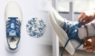 Adidas presenta las primeras zapatillas 100% reciclables