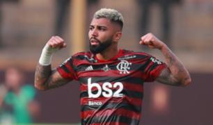 Gabigol reescribió la historia en dos minutos y Flamengo es campeón