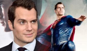 Superman: Henry Cavill seguirá siendo el Hombre de Acero