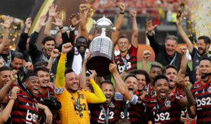 Flamengo venció a River y es campeón de la Copa Libertadores