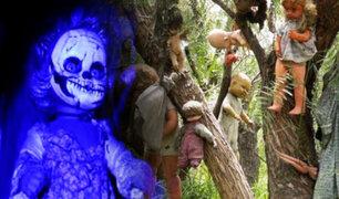 EXCLUSIVO | Desde México la misteriosa isla de Las Muñecas en Xochimilco