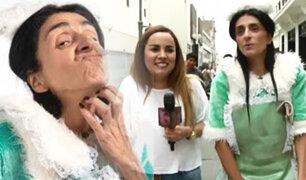"Excelsa, la recordada empleada del hogar de ""La Familia P. Leluche"" se confiesa"