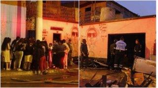 Tragedia en el Callao: voraz incendio dejó como saldo la muerte de siete familiares