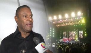 Así se vivió el gran concierto 'Una Noche de Salsa' en el estadio Nacional