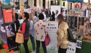 Navidad 2019: ¡Regalos únicos en la feria de la Asociación Emergencia Ayacucho!