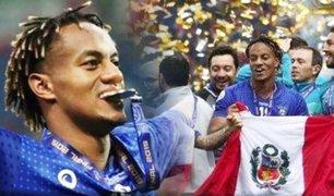 André Carrillo: Al Hilal se consagra campeón en la Champions League de Asia