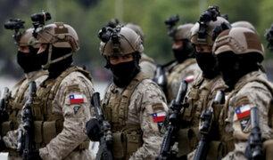 "Chile: Piñera anuncia ley para que militares salgan a las calles por ""protección"""