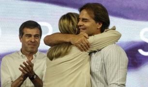 Uruguay: Luis Lacalle Pou encabeza elecciones a boca de urna