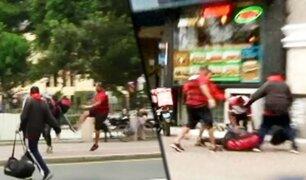 Copa libertadores: la resaca que dejó el triunfo del Fla en Lima