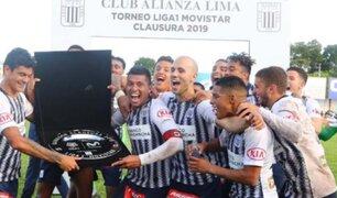 Alianza Lima irá por el título nacional tras empatar contra Sporting Cristal