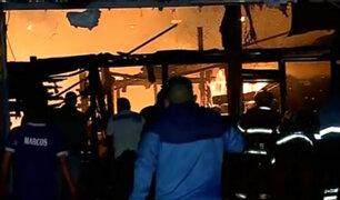 Tragedia en el Callao: incendio en quinta se habría producido por un corto circuito