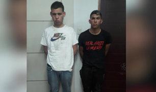 Ate: asaltantes de casa de apuestas habrían utilizado arma robada a policía