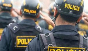 Arequipa: policía atropelló con su motocicleta a niño en su día de franco