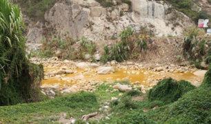 La Libertad: piden declarar en emergencia río Moche por altos niveles de contaminación