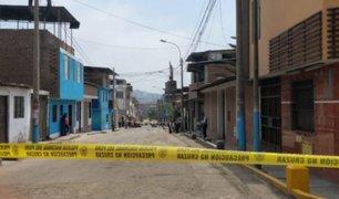 Madre e hija mueren durante una balacera en Huaral