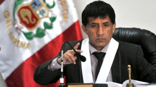 TC rechazó sancionar a juez Concepción Carhuancho por caso Keiko Fujimori
