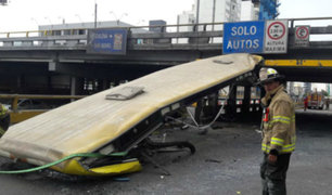¿Cómo evitar más impactos vehiculares contra puentes?