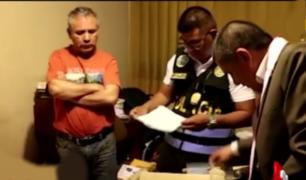 VMT: desarticulan organización criminal 'Los finos de Lima Sur'