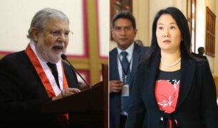 Este jueves el TC publicará la resolución para hacer efectiva libertad de Keiko Fujimori
